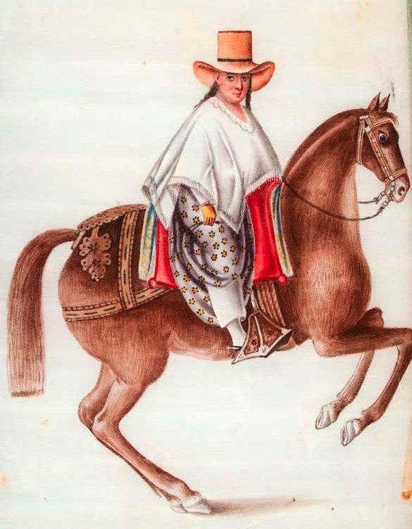 Peru-Canton watercolor