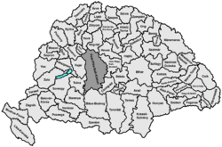 Location of Pest-Pilis-Solt-Kiskun