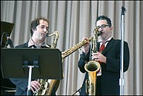 Peter Apfelbaum & Paul Shapiro