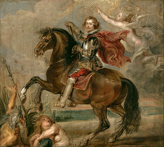 File:Peter Paul Rubens - Equestrian Portrait of the Duke of Buckingham - Google Art Project.jpg