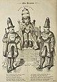 Peter Reichensperger, Ludwig Windthorst, Paul Majunke - Der wahre Jacob, 1884.jpg