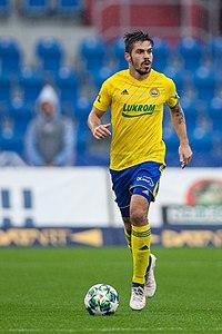 Petr Buchta, Baník Ostrava-Zlín 2019-10-05 (7).jpg