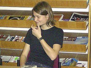 Petra Hůlová Czech writer