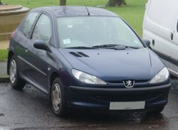 2001 Peugeot 206 1.1 Style