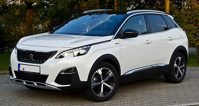 File Peugeot 3008 Thp 165 Eat6 Allure Gt Line Ii