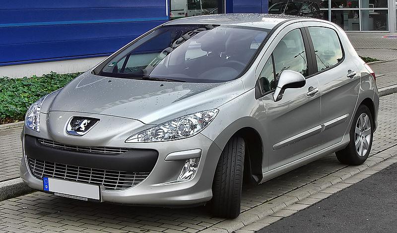Fichier:Peugeot 308 5-Türer front-1.JPG