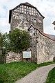 Pfarrweisach, Liechtenstein, Südburg 20170414 001.jpg