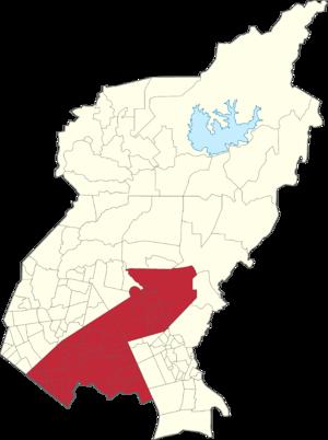 Legislative districts of Quezon City - 4th District of Quezon City