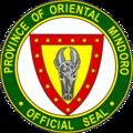 Ph seal Oriental Mindoro.png