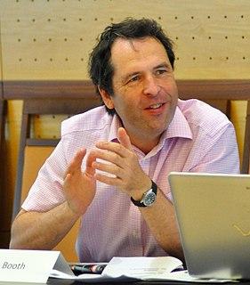 Philip Booth (economist) British economist