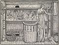 Philomene by E.Burne-Jones from The Legend of Goode Wimmen, 1896.jpg