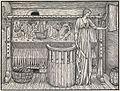 Philomene by E.Burne-Jones from The Legend of Goode Wimmen, 1896.jpg
