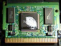Photo inside the Sega MegaDrive Virtua Racing, showing the SVP (Sega Virtua Processor) chip.jpg