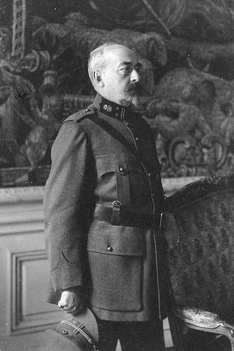 Édouard Empain - Major-General Baron Empain