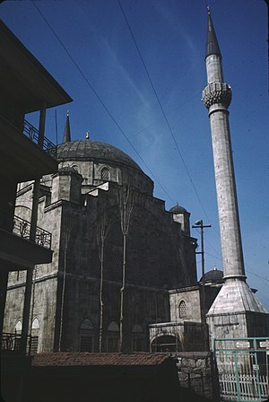 Maltepe Mosque - The Mosque in 1970