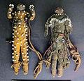 Pianure, dakota, figurine maschile e femminile, 1830 ca..JPG