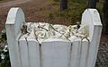 Piasnica, Monument to murdered children.JPG