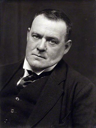 Hilaire Belloc - Hilaire Belloc portrait by Emil Otto Hoppé, 1915