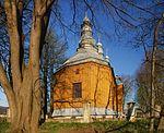 Pielgrzymka, cerkiew, widok od strony wschodniej.jpg