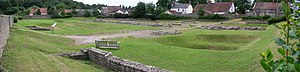 Piercebridge Roman Fort - Image: Piercebridge roman fort