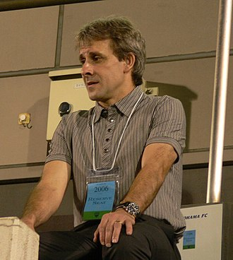 Pierre Littbarski - Littbarski in 2006
