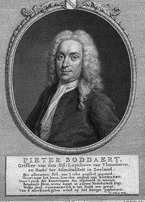 Pieter Boddaert - Image: Pieter Boddaert