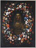 Pieter Thijs - Leopold of Austria in flower garland ca1650.jpg