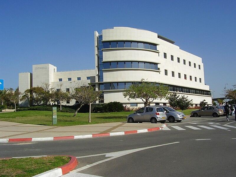 בנין הסנאט באוניברסיטת תל אביב