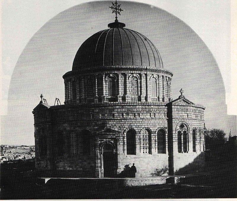 הכנסיה האתיופית בירושלים