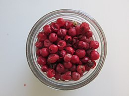 Pink Peppercorns, Penzeys Spices, Arlington Heights MA.jpg