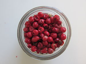 Pink peppercorn - Pink peppercorns