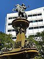 Pioneer Monument by Frederick William MacMonnies - DSC01384.JPG