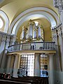 Pipe organs in Saint Vitus church in Karczew - 02.jpg