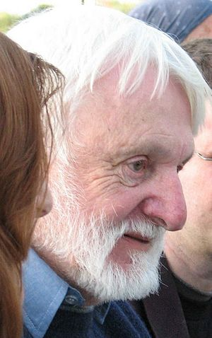 Robert M. Pirsig - Pirsig in July 2005