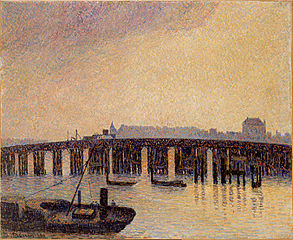 Battersea Bridge, Chelsea, London