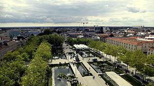 La Roche-sur-Yon - Square Napoléon