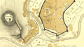 Plan figuré de Lodève et des faubourgs au Moyen Âge -03.png