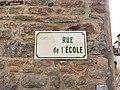 Plaque Rue École - Solutré-Pouilly (FR71) - 2021-03-02 - 3.jpg