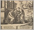 Plate 11- Psyche gives presents to her sisters, from 'The Fable of Psyche' MET DP824486.jpg