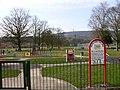 Playground - Nuttall park - geograph.org.uk - 378296.jpg