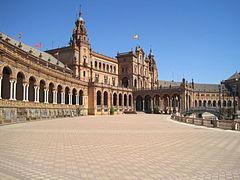 Plaza de España. Sevilla (2)