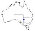 Pleuroxia hinsbyi map.png
