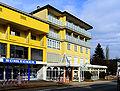 Poertschach Hauptstrasse 178 Hotel Dermuth Suedwestansicht 06032010 82.jpg
