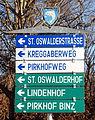 Poertschach Sallach Sankt Oswalderstrasse Beschilderung 01012008 31.jpg