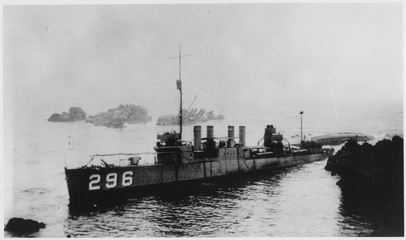 File:Point Honda wrecks, vessels 296, 309, and 312 - NARA - 295531.tiff