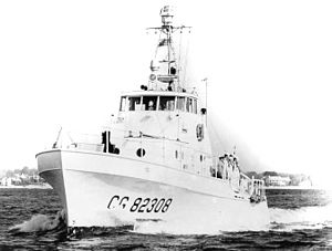 USCGC Point White (WPB-82308) - USCGC Point White as she appeared before being assigned to Coast Guard Squadron One.