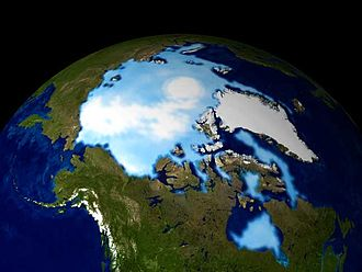Arctic policy of the United States - Alaska, America's Arctic, is positioned between Asia, Europe and the Eastern US - Barrow to Hammerfest, Norway (2631) is 1254 air miles shorter than Washington DC to Oslo (3885). Anchorage to DC is 3371; Anchorage to Tokyo 3461.