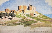 Polenov tancred castle tiberias (22172556880).jpg