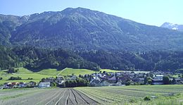 Polling in Tirol – Panorama