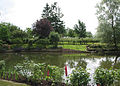 Pond at Fawley Court - geograph.org.uk - 474189.jpg